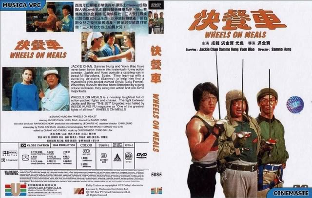 Anh Hung Ban Dao - Wheels On Meals