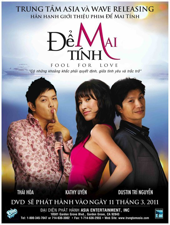De Mai Tinh - Fool For Love