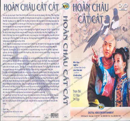 Hoan Chau Cat Cat 1 - Princess Pearl 1