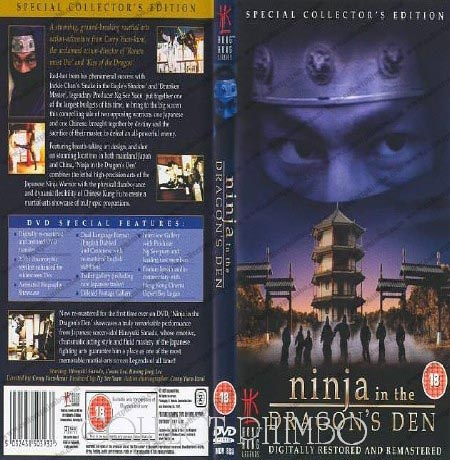 An Gia Sa Luoi - Ninja In The Dragon's Den