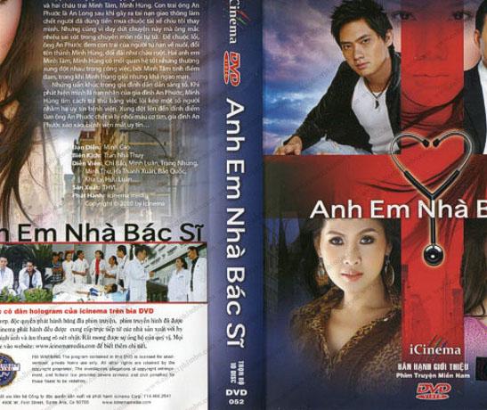 Anh Em Nha Bac Si (Phim Truyen Mien Nam