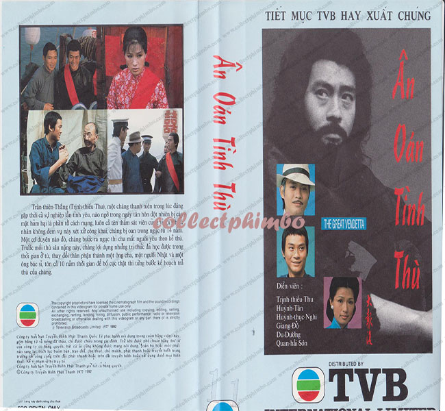 An Oan Tinh Thu - The Great Vendetta