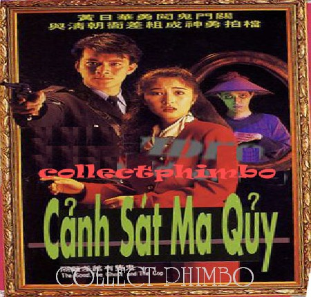 Canh Sat Ma Quy - The Good, The Ghost, and The Cop