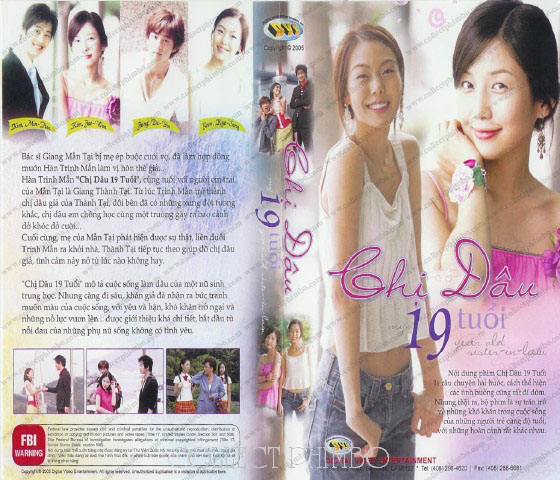 Chi Dau 19 Tuoi - My Sister In Law Is 19