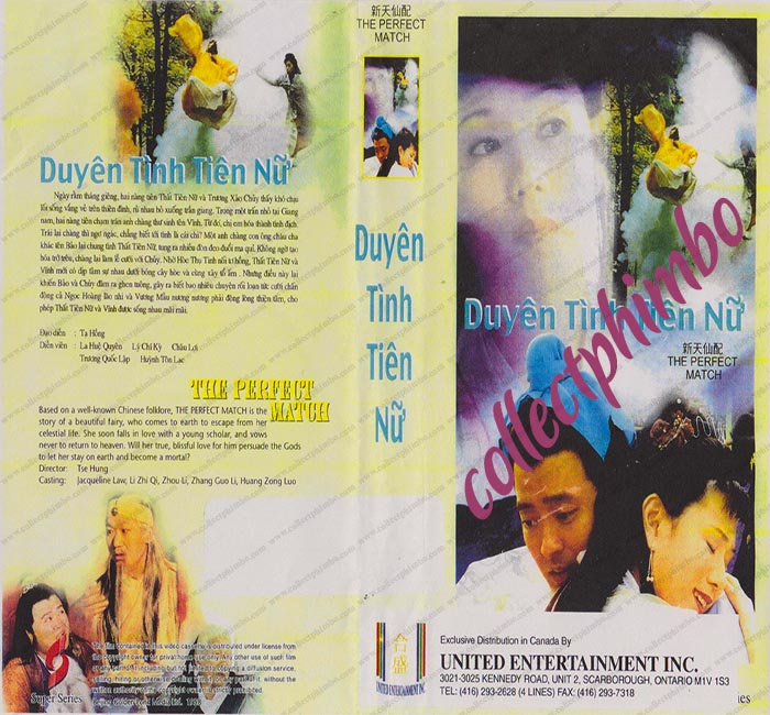 Duyen Tinh Tien Nu - The Perfect Match