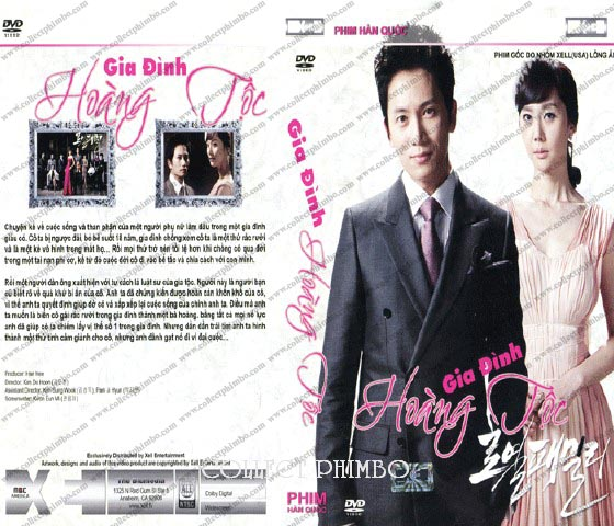 Gia Dinh Hoang Toc Royal Family