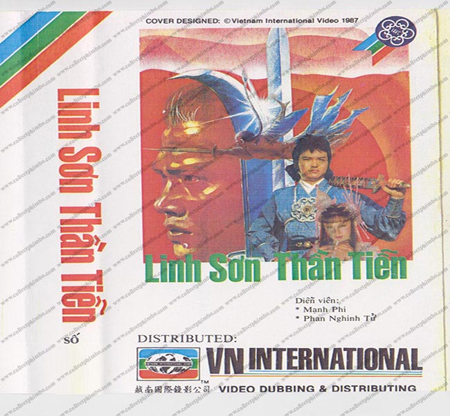 Linh Son Than Tien - The Sacred Arrow of Spirit Mountain