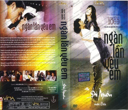 Ngan Lan Yeu Em Phan 1 - Loving You A Thousand Times Part 1