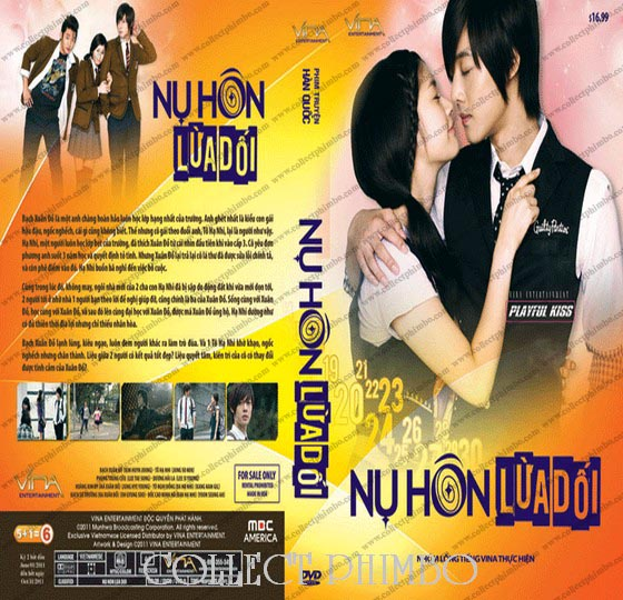 Nu Hon Lua Doi - Playful Kiss