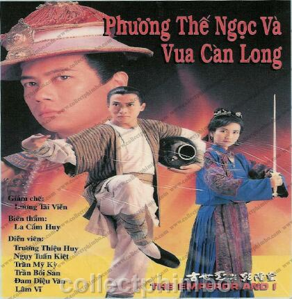 Phuong The Ngoc va Vua Can Long - The Emperor and I