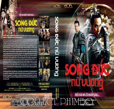 Song Duc Nu Vuong 3 HET - Queen Seon Duk 3 END