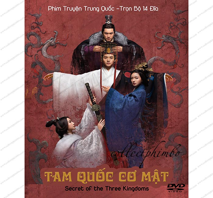 Tam Quoc Co Mat - Phan 1 & 2 END (Tam Quoc Chi 2018)