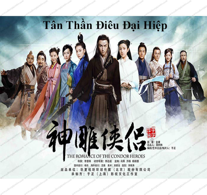 Tan Than Dieu Dai Hiep 2014 - The Romance Of The Condor Heroes