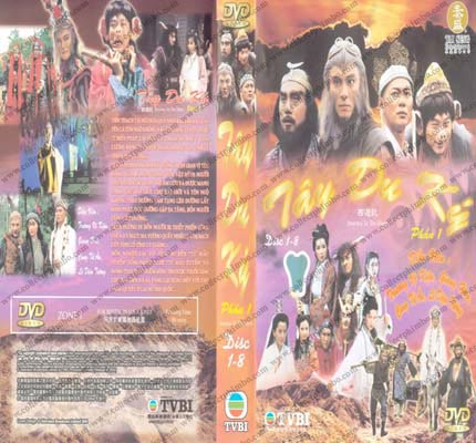 journey to the west tvb. Journey To The West I (TVB