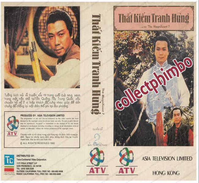 That Kiem Tranh Hung - The Magnificent 7