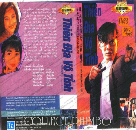 Thien Dia Vo Tinh - All Out Of Love