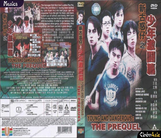 Thieu Nien Tran Hao Nam - Young and Dangerous: The Prequel