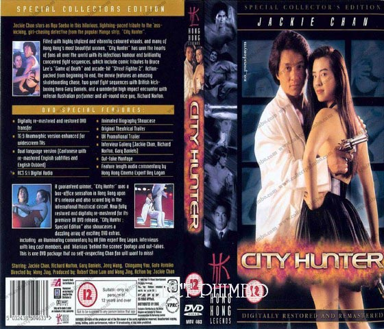Tho San Thanh Pho - City Hunter