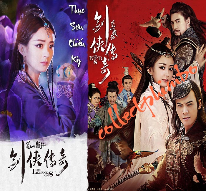 Thuc Son Chien Ky - The Legend Of Zu 2015
