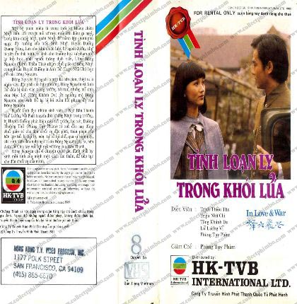 Tinh Loan Ly Trong Khoi Lua - In Love and War