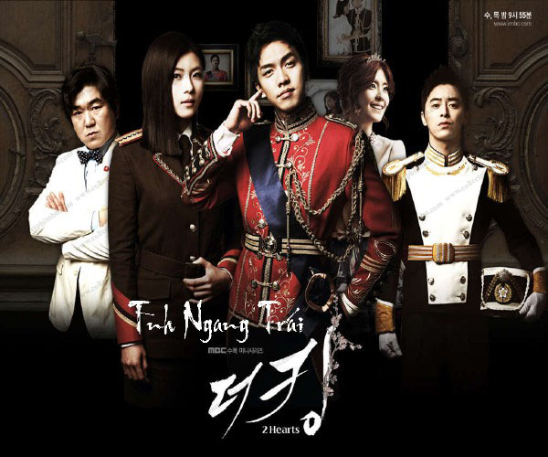 Tinh Ngang Trai - The Kings 2 Hearts