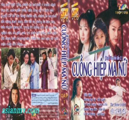 Tuyet Hoa Than Kiem 2 (Cuong Hiep Ma Nu) - The Snow Is Red 2