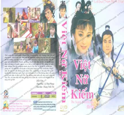 Viet Nu Kiem - The Super Swordlady