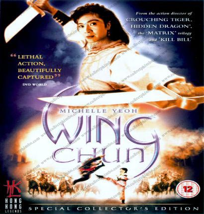Vinh Xuan Quyen - Wing Chun (Single Movie)
