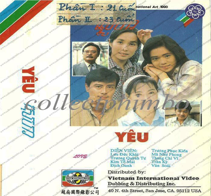 Yeu - Love (Dai Loan)