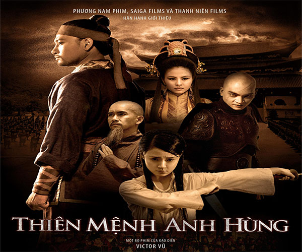 Thien Menh Anh Hung (Bich Huyet Thu) - Blood Letter